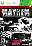 xbox 360 flying games - Mayhem 3D - Xbox 360