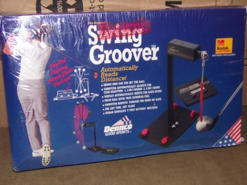 Swing Groover Electronic - Dennco Original Electronic Swing Groover Model 303