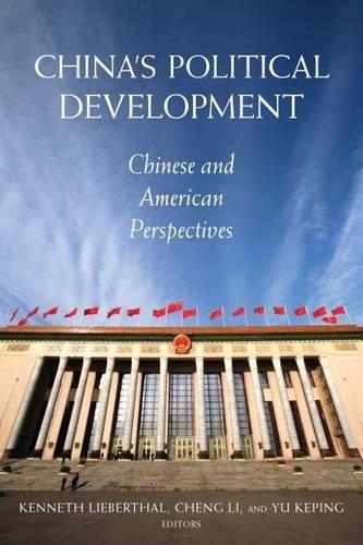 Read Online China's Political Development: Chinese and American Perspectives PDF
