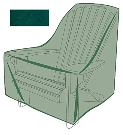 Surprising Plow Hearth Outdoor Furniture All Weather Cover For Adirondack Chair 40 Lx 34 Wx 36 H Green Machost Co Dining Chair Design Ideas Machostcouk