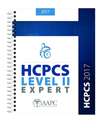 HCPCS Level II Expert Codebook 2017 Edition