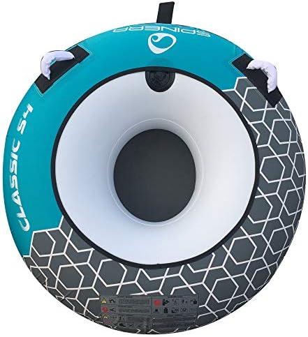 SPINERA Classic 54 Roundtube - aufblasbarer Wasserring, Wasserreifen, Towable für 1 Person