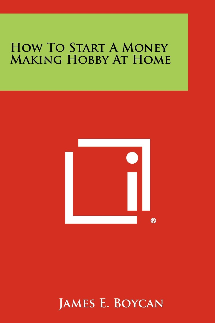 How To Start A Money Making Hobby At Home PDF
