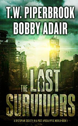 book cover of The Last Survivors