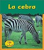 La Cebra, Patricia Whitehouse, 140340657X