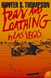 Front cover for the book Fear and Loathing in Las Vegas by Hunter S. Thompson