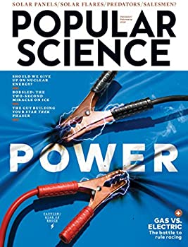 1-Year Popular Science Magazine Magazine Subscription