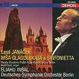 Janacek: Msa Glagolskaja & Sinfonietta / Varady, Doufexis, Prolat, Rose, Gast; Imbal