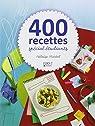 400 recettes spécial étudiants par Martel
