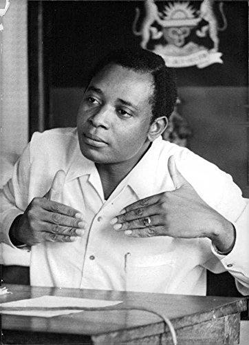 Vintage Photo Of Portrait Of Dr  Ifegwu Eke