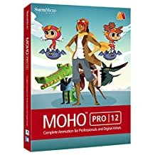 Smith Micro Software Moho Pro 12 2D Animation Software