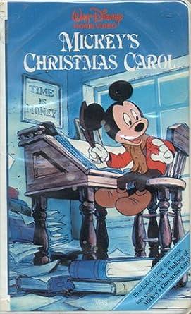Amazon.com: Mickey's Christmas Carol: Mickey Mouse: Movies & TV