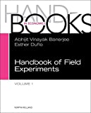 img - for Handbook of Field Experiments, Volume 1 (Handbook of Economic Field Experiments) book / textbook / text book