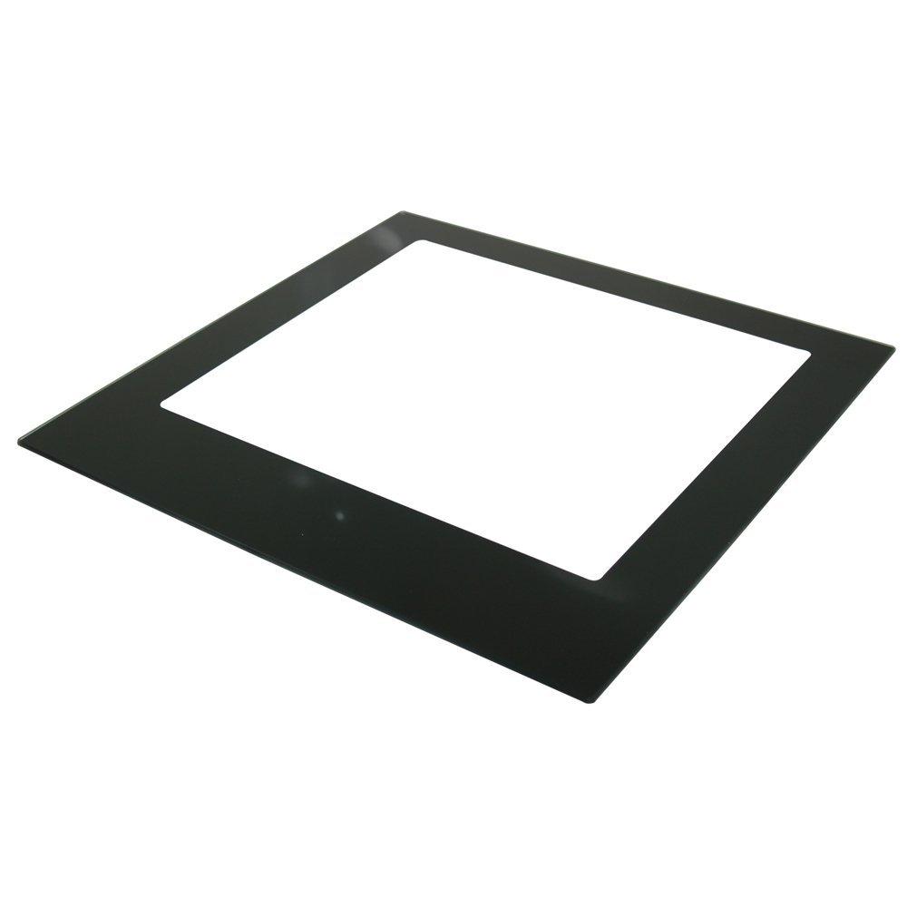 Belling Flavel Leisure Oven Main Oven Outer Door Glass. Genuine part number 490920026 BEKO 490920026