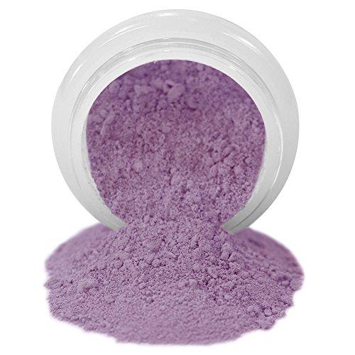 ColorPops by First Impressions Molds Matte Purple 14 Edible Powder Food Color For Cake Decorating, Baking, and Gumpaste Flowers 10 gr/vol single jar (Pink Buttercream Frosting Shower)