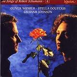 The Songs of Robert Schumann 4 / Oliver Widmer, Stella Doufelix, Graham Johnson