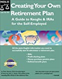 img - for Creating Your Own Retirement Plan: A Guide to Keoghs & IRAs for the Self-Employed, Second Edition book / textbook / text book