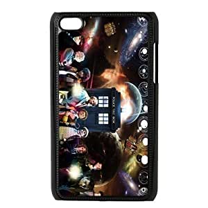 Ipod Touch 4 Phone Case Printed British Science-Fiction Television Programme Doctor Who SM055720
