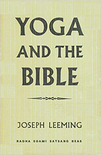 Yoga and the Bible: The Yoga of the Divine Word: Joseph ...
