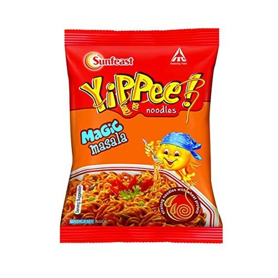 Yippee Magic Masala Noodles, 120g