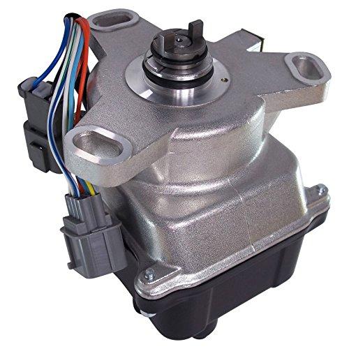 (Ignition Distributor for HONDA Civic DX, CX, LX NON V-TEC fits TD-41U / TD-47U / TD41U / TD47U)