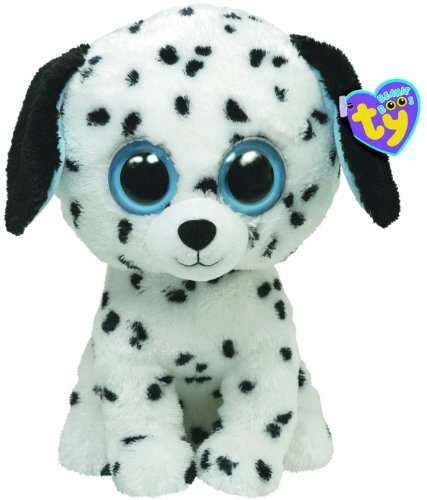 Fetch Dalmatian - Ty Beanie Boos Buddy - Fetch the Dalmatian