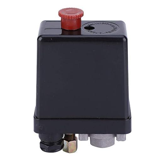 Presostato para compresor de aire con botón de ajuste(Single ...
