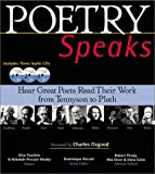 Poetry Speaks, Elise Paschen, 1570717206