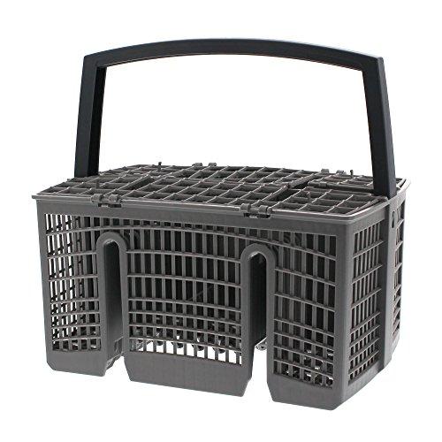 Bosch Siemens Cutlery Basket for Dishwasher, Silver