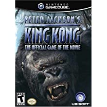 Peter Jackson's King Kong: The 8th Wonder of the World - Gamecube