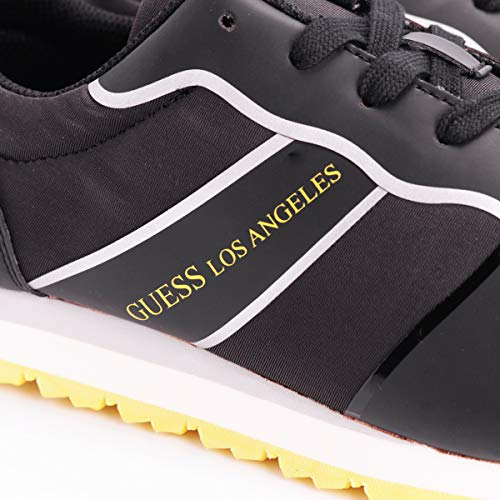 Ele12 Guess Fmjus4 44 Justin Sneaker qwS8fx0