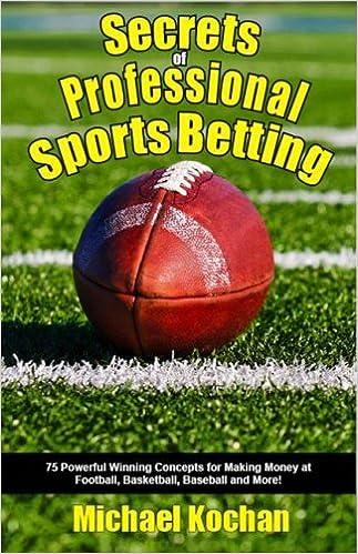 Professional sports betting books amazon asian handicap sports betting