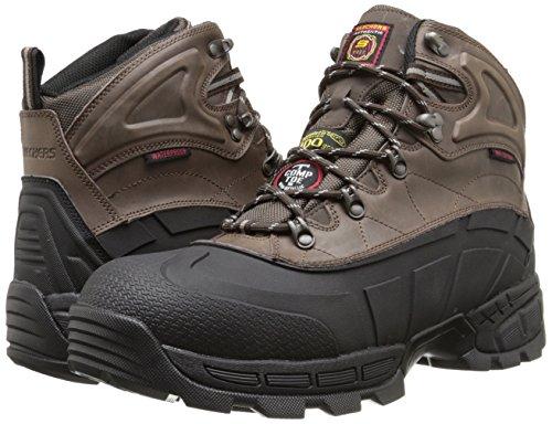 Pictures of SkechersWork Men's Radford Boot 77050 black 4