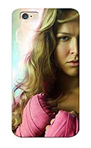 716 plus4724408 Tough Iphone 6 plus Case Cover/ Case For Iphone 6 plus(ronda Rousey Ufc Mma Mixed Martial Sexy Babe Blonde Extreme (1) ) / New Year's Day's Gift