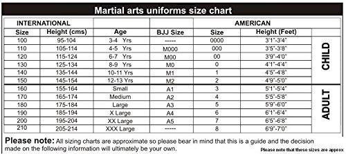 M.A.R International International International Karateanzug, europäischer Schnitt B00EUWFTR8 Bekleidung Bevorzugte Boutique 148cf6