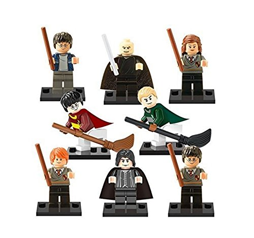 2016-new-brand-8-pcs-harry-potter-minifigures-building-block-toys-for-childrens