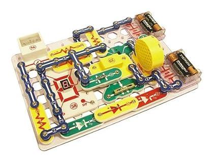 Enjoyable Snap Circuits Pro Electronics Kit Basic Electronics Wiring Diagram Wiring Database Cominyuccorg