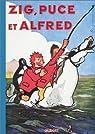 Zig et Puce, tome 3 : Zig, Puce et Alfred par Saint-Ogan