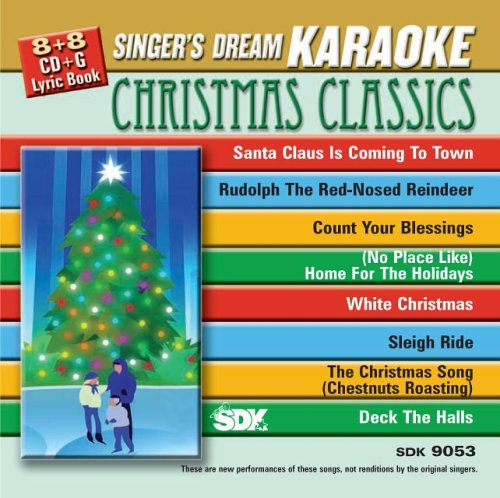 Christmas Classics (Karaoke CD)