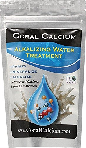 Coral LLC Coral Alkaline Water Sachets,30 (Coral Water)