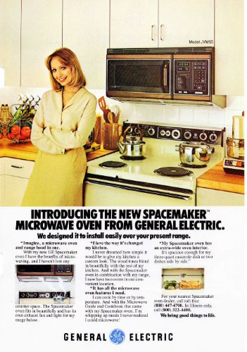 Amazon.com: 1979 General Electric (GE) SpaceMaker Horno de ...