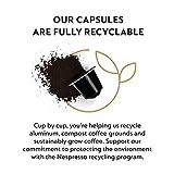 Nespresso Capsules OriginalLine, Ristretto Intenso, Dark Roast Coffee, 50 Count Coffee Pods, Brews 1.35oz