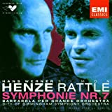 Hans Werner Henze: Barcarola per grande orchestra / Symphony No. 7