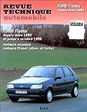 Image de Revue technique automobile : Ford Fiesta, depuis mars 1989 et jusqu'à octobre 1996