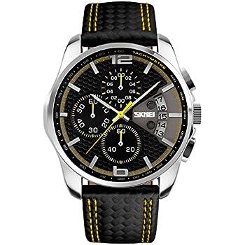 Relojes de Hombre Sport LED Digital Military Water Resistant Watch Digital Men RE0027