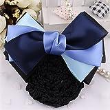 usongs 2018 hair accessories pan head nurse disk flower head bud head hair hotel hairnet Ms head ornaments head