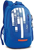 Skybags Polyester 26Liters Blue Laptop Backpack