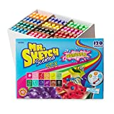 Limited Time Offer on Mr. Sketch Washable Scented Watercolor Stix Markers, Fine Tip, 120-Count.
