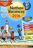 Nathan Vacances Collège - De la 6e vers la 5e by Denis Anton (2016-04-06)