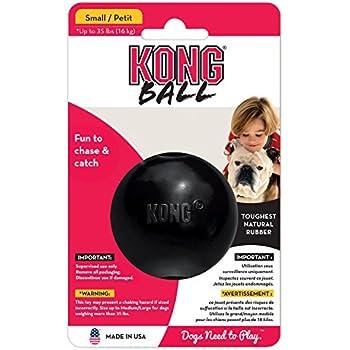 KONG Extreme Ball, Dog Toy, Small